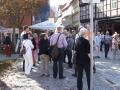 DSCF3113 Quedlinburg stadtführung andere Gruppe