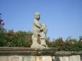 DSCF3129 Quedlinburg Garten an der Stiftskirche