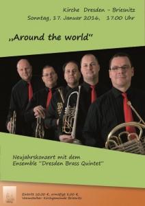 Brass Plakat 2016 mit Eintrittspreis